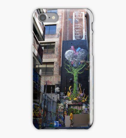 Graffiti  Hosier Lane Melbourne iPhone Case/Skin