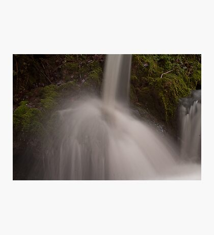 Newton Park Waterfall... Photographic Print