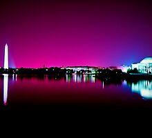 Monumental Reflection by Ken Howard