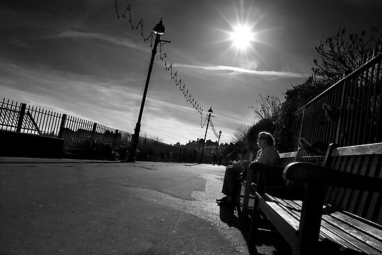 Evening Sun by timpr