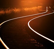 Railroads by Thomas Splietker