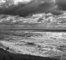 Stormy Stroll by Kathilee