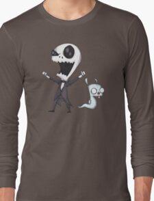 Invader Jack! Long Sleeve T-Shirt