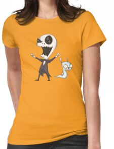 Invader Jack! Womens Fitted T-Shirt