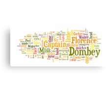 Dombey and Son Canvas Print