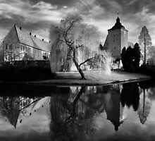 Castle Burgsteinfurt by Thomas Splietker