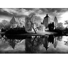 Castle Burgsteinfurt Photographic Print