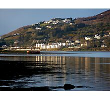 Fahan Village From Inch Photographic Print