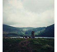 Ireland - Standing Stones Photographic Print