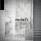 London - Private by Kaitlin Kelly