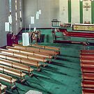 Anglican Cathedral holy Cross Geraldton 198208190009 by Fred Mitchell