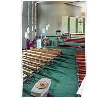 Anglican Cathedral holy Cross Geraldton 19820819 0009 Poster