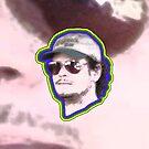 Johnny Vega$ On An Iphone by DrewSomervell