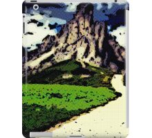 Comic Book Mountain iPad Case/Skin