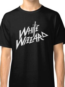 white wizzard band Classic T-Shirt