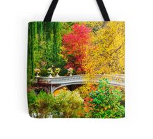 Autumn in Central Park, Study 1 Tote Bag