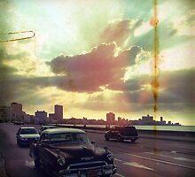 'Sunset Malecón' by Tom Erik Douglas Smith