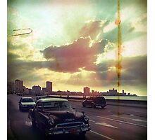 'Sunset Malecón' Photographic Print