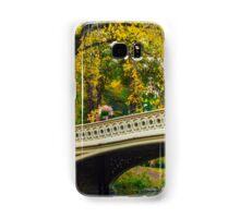 Autumn in Central Park, Study 2 Samsung Galaxy Case/Skin