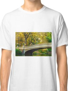 Autumn in Central Park, Study 2 Classic T-Shirt