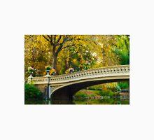 Autumn in Central Park, Study 2 Unisex T-Shirt