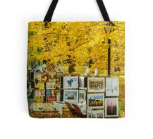 Autumn in Central Park, Study 3 Tote Bag
