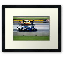 Mopar vs Chev Framed Print