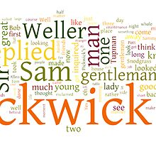 The Posthumous Papers of the Pickwick Club  by Dave Rowley