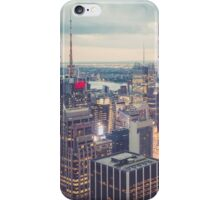 Clearing Storm from Top of the Rock iPhone Case/Skin