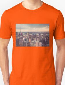 Clearing Storm from Top of the Rock T-Shirt