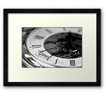 Times Maker Framed Print