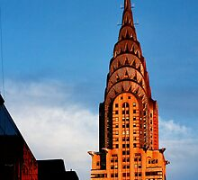 Chrysler Building by jojocraig