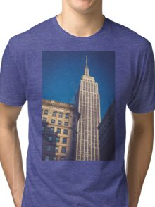 Under the Empire State Building Tri-blend T-Shirt