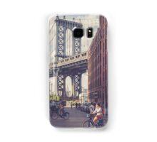 Bike Ride in Dumbo Samsung Galaxy Case/Skin