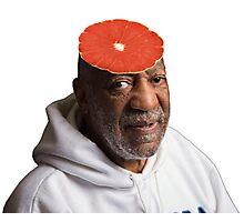 Grapefruit Cosby Photographic Print