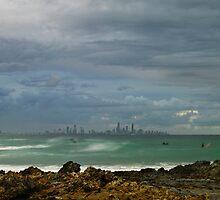 Surf dreams 2 by Odille Esmonde-Morgan
