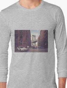 Another Day In Dumbo Long Sleeve T-Shirt