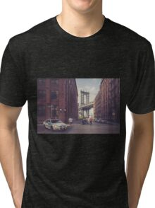 Another Day In Dumbo Tri-blend T-Shirt