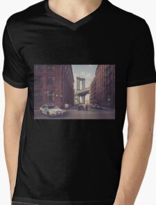 Another Day In Dumbo Mens V-Neck T-Shirt
