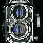 1956 ROLLEIFLEX 2.8D TWIN LENS REFLEX by Brett Rogers