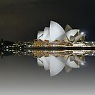 Sydney by Night by fernblacker