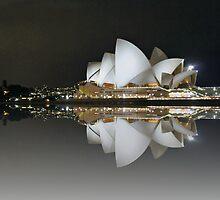 Sydney by Night by fernblacker