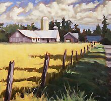 Vaudreuil Farm by David Kelavey