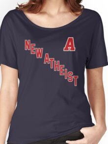 New Atheist Jersey Women's Relaxed Fit T-Shirt