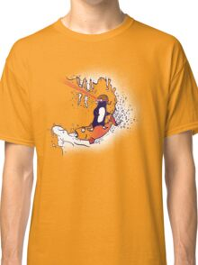 The Everyday, yet Extraordinary Expeditions of Edward D. Penguin Classic T-Shirt