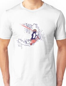 The Everyday, yet Extraordinary Expeditions of Edward D. Penguin Unisex T-Shirt