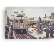Williamsburg Canvas Print