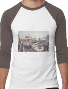 Williamsburg Men's Baseball ¾ T-Shirt