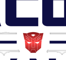 Iacon - Bot Capitol Sticker