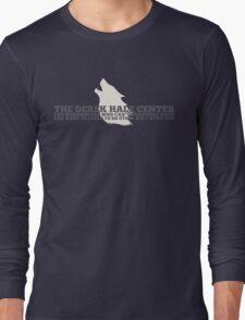 The Derek Hale Center for Werewolves Who Can't Werewolf Good Long Sleeve T-Shirt